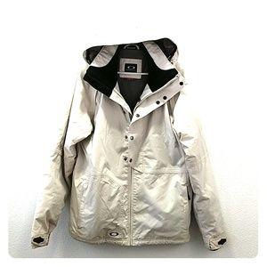 Oakley Men's Baggy Fit Winter Ski Jacket M